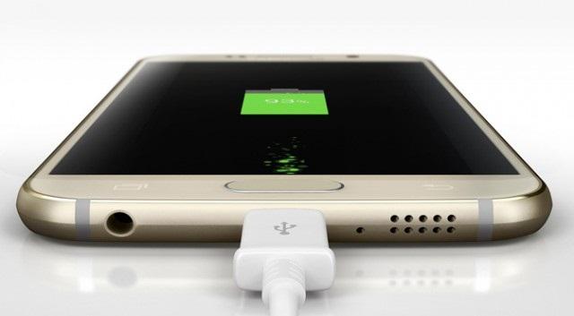 Điện thoại Samsung không sạc được sẽ khiến mọi hoạt động của máy bị tạm dừng khi hết pin