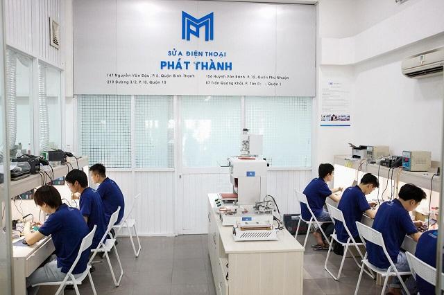 Sửa điện thoại Samsung mất IMEI tại Hệ thống sửa điện thoại Phát Thành
