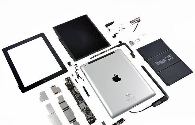 Thay phần cứng với linh kiện chính hãng là một trong những giải pháp mở khóa iCloud