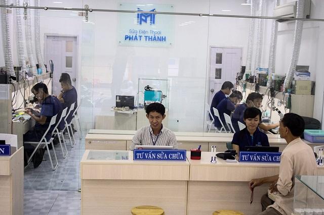 Sửa HTC mất nguồn tại Hệ thống sửa điện thoại Phát Thành