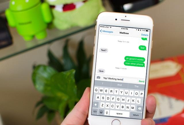 Xóa những mẫu tin nhắn đã lâu, không còn cần