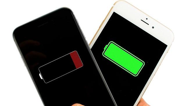 iPhone hao pin nóng máy có thể do phần mềm, do pin hoặc chạm IC trên bo mạch