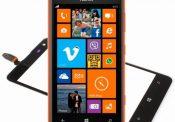 Cần thay mới mặt kính nếu điện thoại Nokia rơi vỡ làm nứt kính