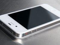 iPhone 4 mất nguồn màn hình tối đen