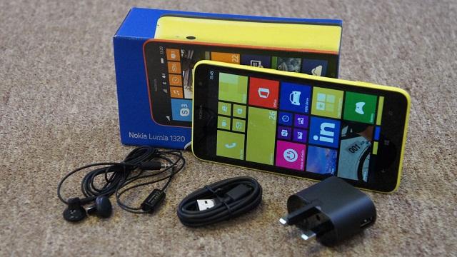 Cảm biến bị liệt cũng có thể do không dùng bộ cáp sạc Nokia chính hãng