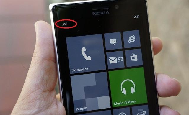 Điện thoại Nokia không có tín hiệu có sóng