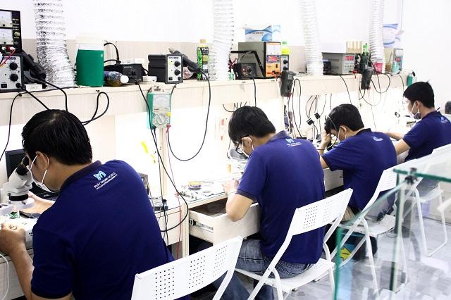 Sửa điện thoại OPPO hư WiFi tại Hệ thống sửa điện thoại Phát Thành