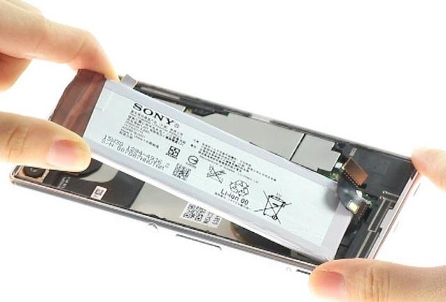 Không nhận sạc có thể do pin bị hư