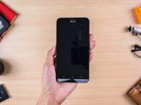Điện thoại Zenfone mât nguồn khiến bị tắt đột ngột