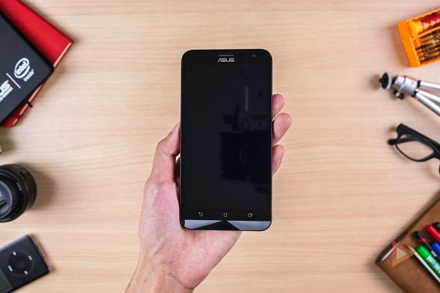 Điện thoại Zenfone mất nguồn khiến bị tắt đột ngột