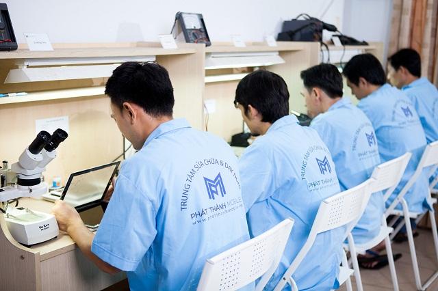 Phòng sửa iPad tại Phát Thành