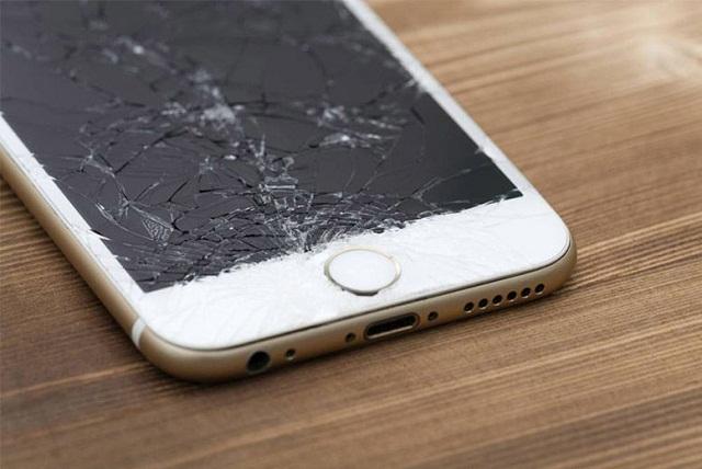 iPhone 6s nứt kính cần thay kính