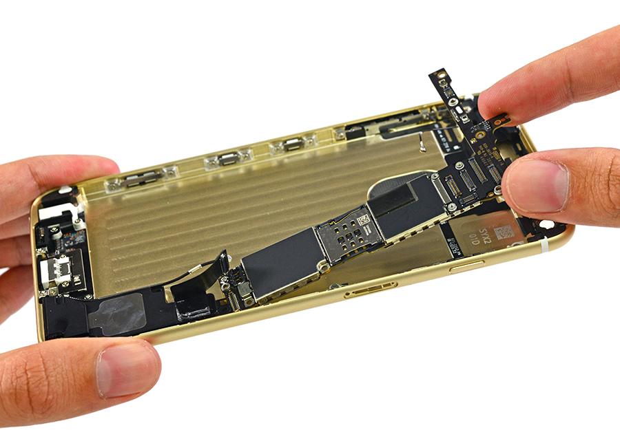 thay ic cảm ứng và sửa lỗi rung giật màn hình iphone 6 và 6 plus