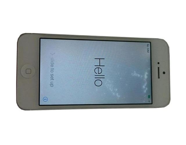 Đốm trắng xuất hiện trên màn hình iPhone