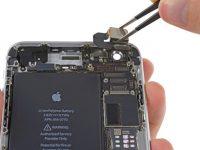 Camera trước iPhone 6 Plus