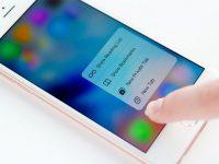 Màn hình iPhone sẽ khóa rất nhanh khi dùng 3D Touch kết hợp phím Home ảo