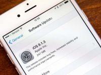 Chỉ với vài thao tác đơn giản là bạn đã biết được phiên bản iOS mà iPhone đang chạy
