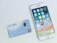 SIM ghép VFSIM được chọn để thực hiện
