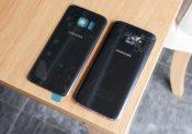 Vỏ điện thoại Samsung cũ trầy cần thay vỏ mới