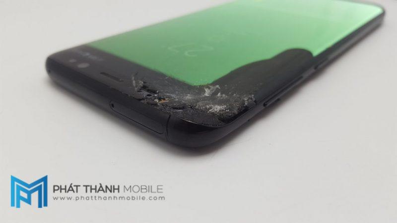Thay Ép Mặt Kính Samsung S8 chính hãng | Phát Thành Mobile